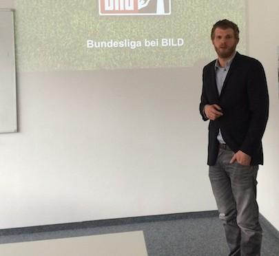 Jan Wachtel von BILD Digital spricht über BILD Plus
