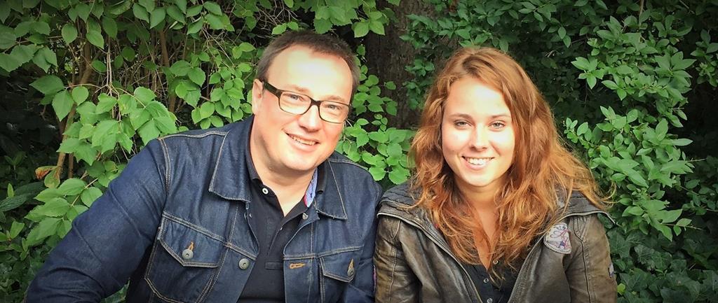 Das macht glücklich: Martin Brune im Interview mit Kim von Ciriacy