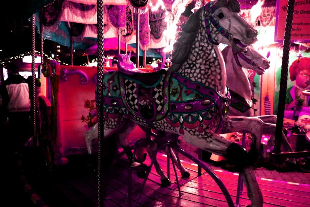 Weihnachtsmarkt Berlin: Kinderkarussel