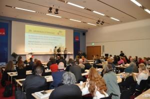 Rund 250 Fachbesucher kamen zum 29. Journalistentag in Berlin