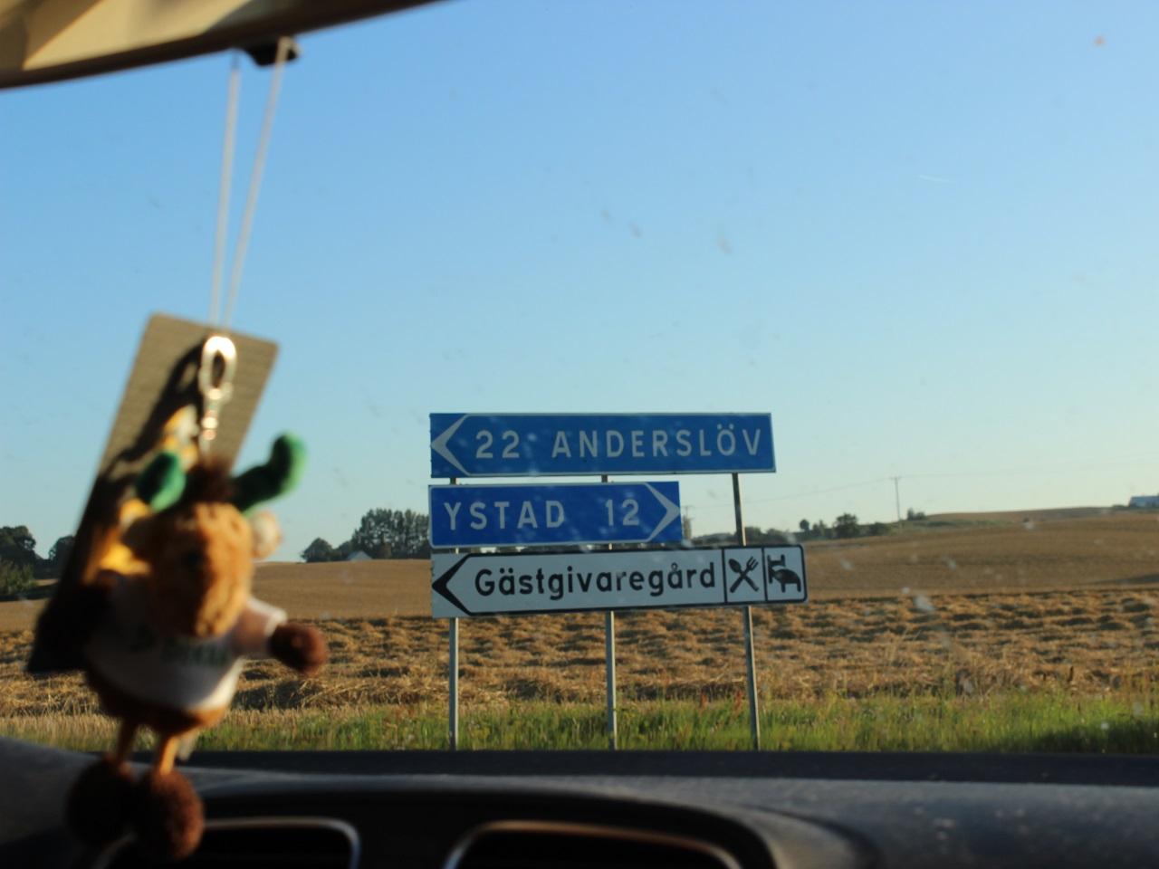 Zwei Brüder auf Roadtrip durch Skandinavien