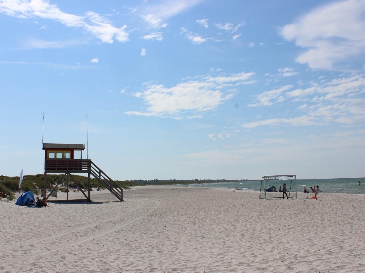 Skanör Strand: Chillen bis zum Sonnenbrand