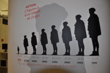Figurenwerk Berlin: Die Preise richten sich nach der Größe der Figur