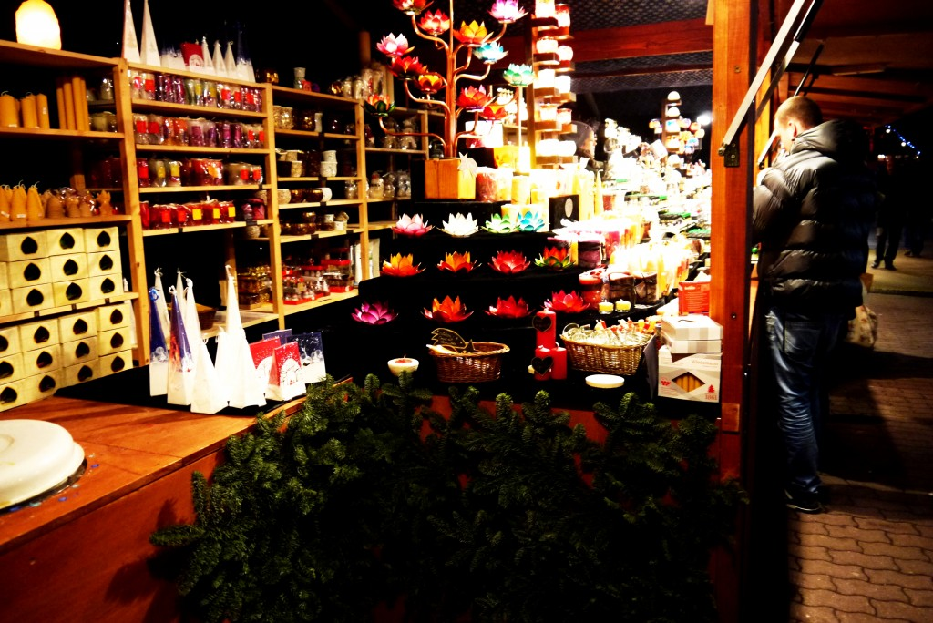 Weihnachtsmarkt Berlin: Im Kerzen-Wunderland