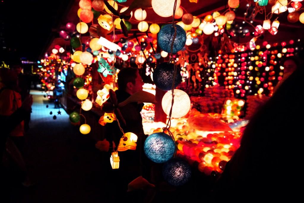 Weihnachtsmarkt Berlin: Weihnachten ist das Lichterfest