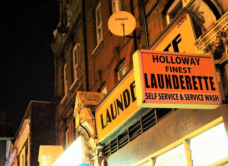 London: Laundry
