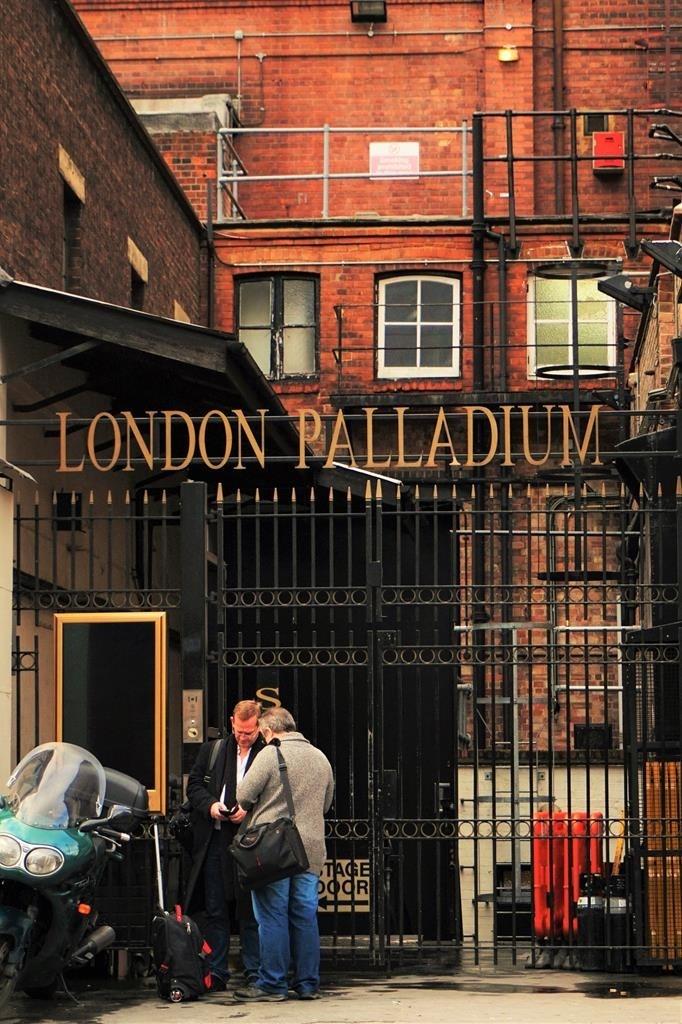 London: Palladium