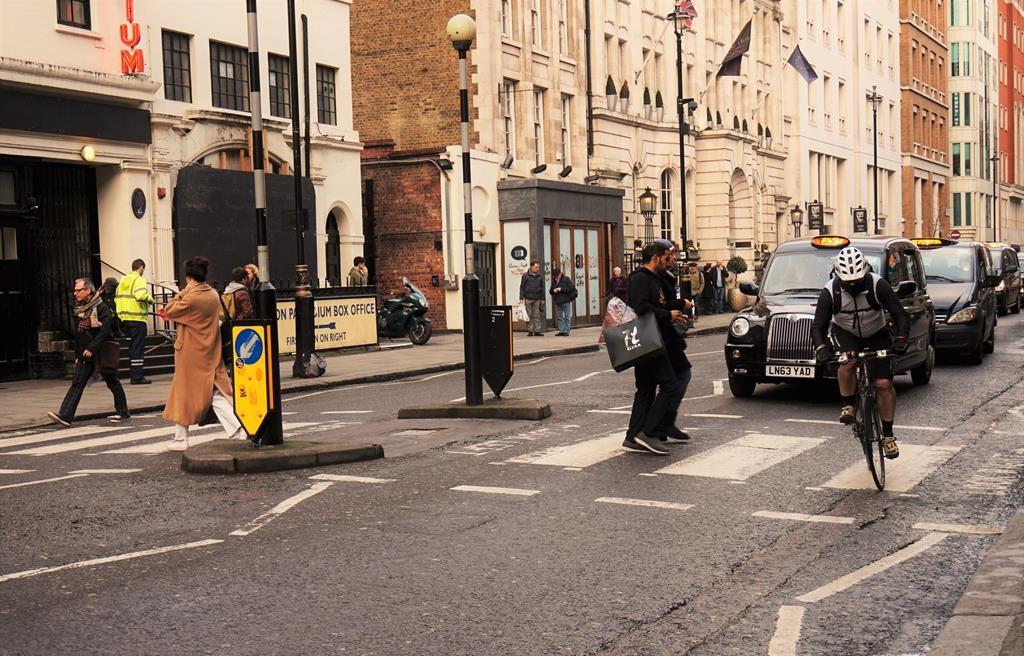 London: Street
