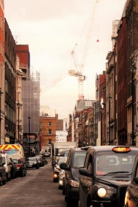 London: Taxi