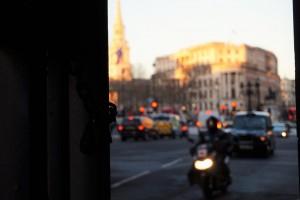 London: Traffic