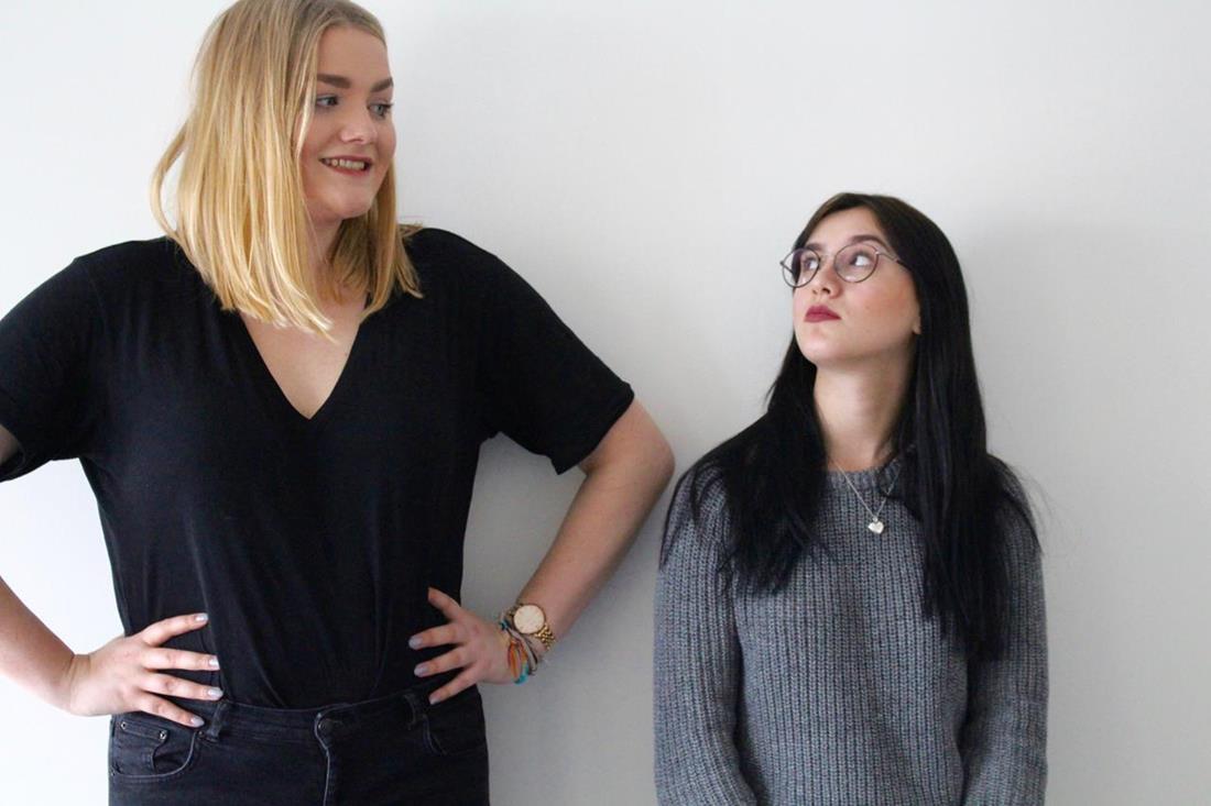 Tall girl problems: Leben jenseits der 1,80