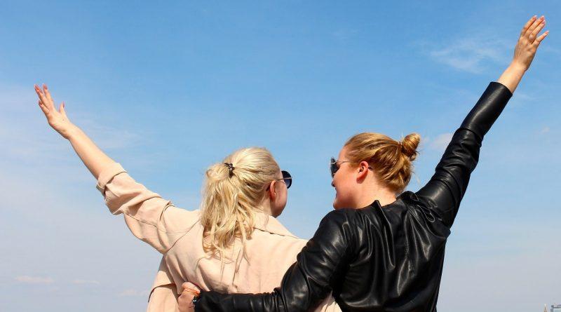 Haben Blondinen tatsächlich mehr Spaß?