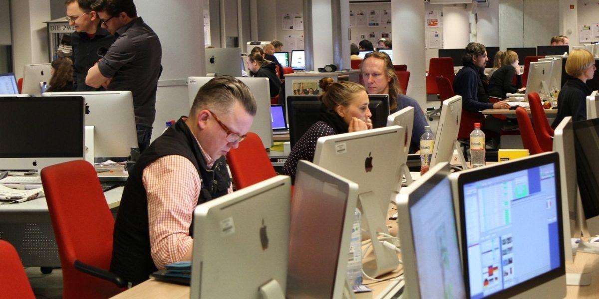 Newsroom ist eine Umsetzung des Content Pooling