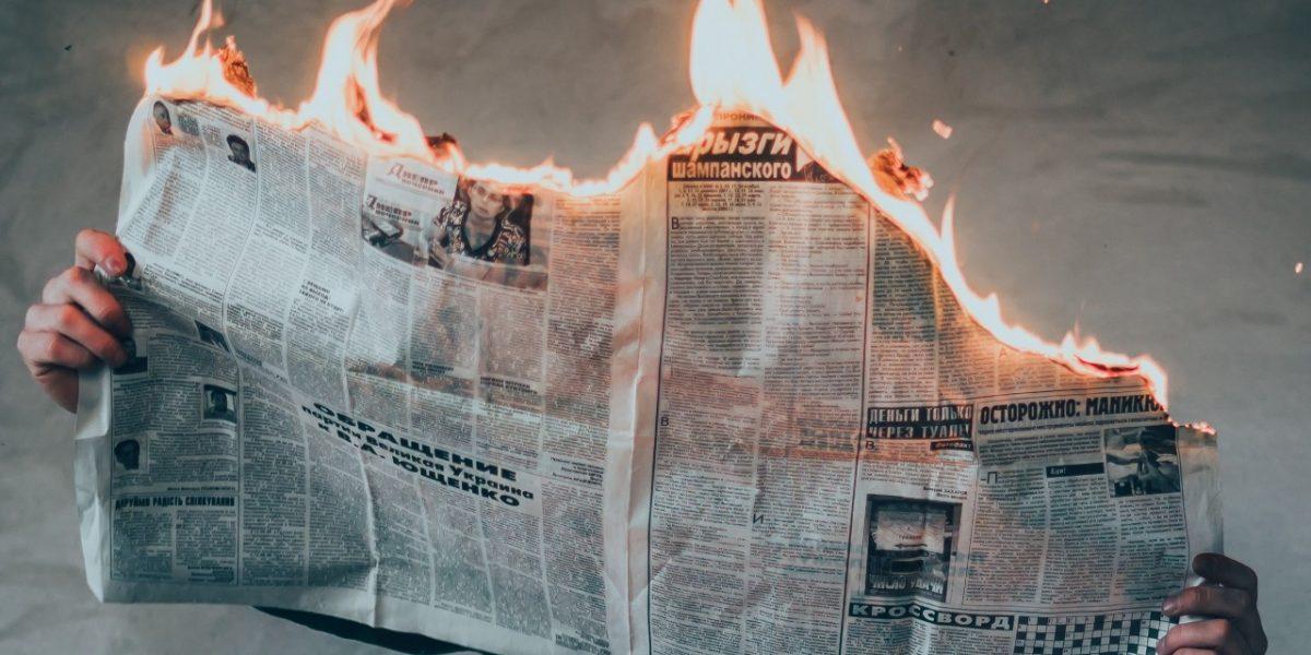 Paywall lösen nicht die Zeitungskrise