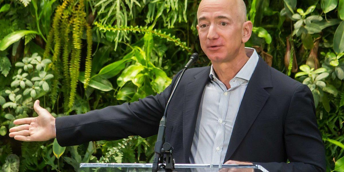 Jeff Bezos (Amazon-Chef) hat gute Ratschläge für Gründer