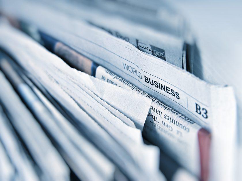 Werbeumsätze bei US-Tageszeitungen halbiert