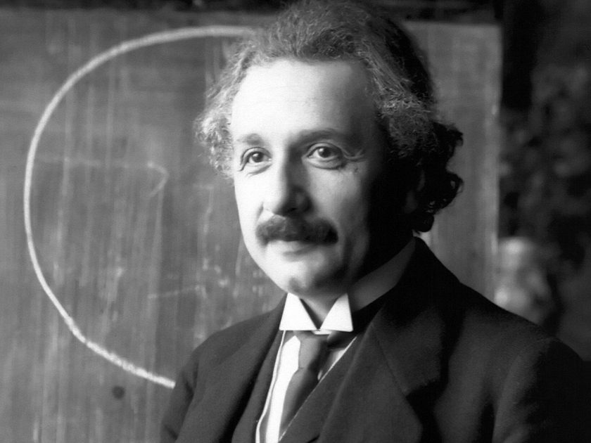 Albert Einstein on Business